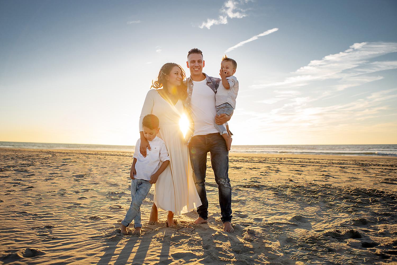 Familie-fotografie